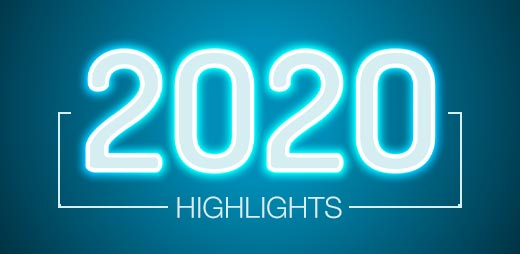 Decorative - 2020 Highlights image